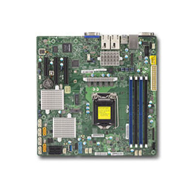 Supermicro 1151 S X11Ssh-Ctf - Motherboard - Intel Socket 1151 (Core i)