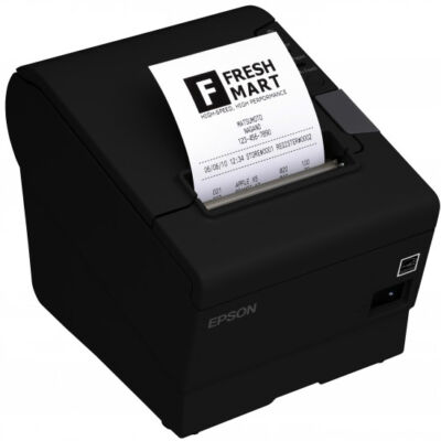 Epson TM-T88V-654 - Thermal - POS printer - 180 x 180 DPI - 300 mm/sec - 1.41 x 3.39 mm - 20 cpi C31CA85654