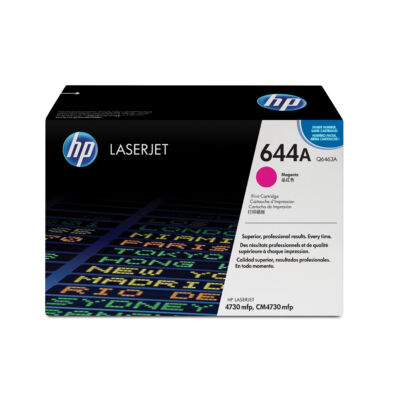 HP 644A - 12000 pages - Magenta - 1 pc(s) Q6463A
