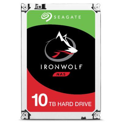 "Seagate IronWolf 3.5"" ST10000VN0004 10 TB Festplatte - Hdd - Serial ATA"