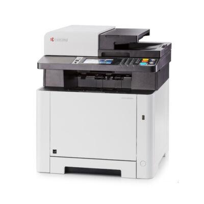 Kyocera ECOSYS M5526cdn - Lézer - 600 x 600 DPI - 250 lap - A4 - Közvetlen nyomtatás - Fekete, Fehér