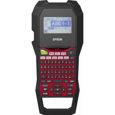 Epson LabelWorks LW-Z700FK - Thermal transfer - 180 x 180 DPI - 30 mm/sec - 2.4 cm - Black,Red - LCD C51CF25130