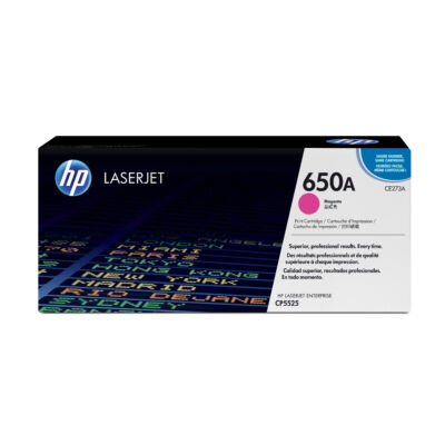 HP 650A - 15000 pages - Magenta - 1 pc(s) CE273A