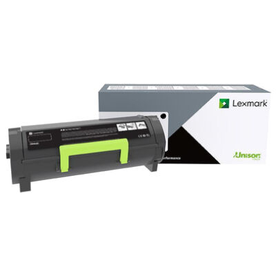 Lexmark 56F0HA0 - 15000 pages - Black 56F0HA0