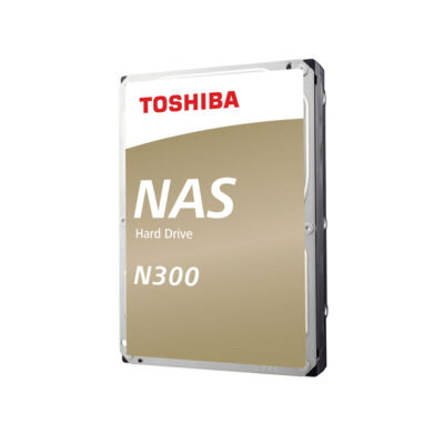"Toshiba N300 - 3.5"" - 10000 GB - 7200 RPM HDWG11AEZSTA"