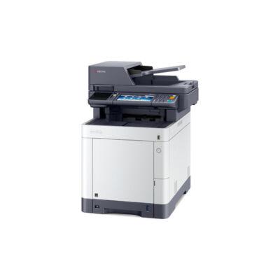 Kyocera ECOSYS M6630cidn / KL3 - Lézer - 1200 x 1200 DPI - 250 lap - A4 - Közvetlen nyomtatás - Fekete, Fehér 870B61102TZ3NL0