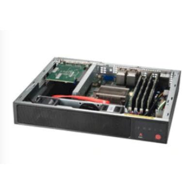 Supermicro SYS-E300-9A-8C - Intel SoC - BGA 1310 - Intel® Atom™ - DDR4-SDRAM - 4GB,8GB,16GB,32GB,64GB - 256 GB SYS-E300-9A-8C