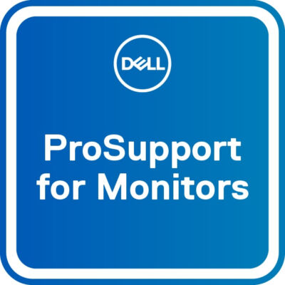 Dell Upgrade from 3Y Advanced Exchange to 5Y ProSupport for monitors - 5 year(s) - 24x7x365 M8618Q_2635