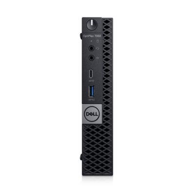Dell OptiPlex 7060 - PC - Core i5 2.1 GHz - RAM: 8 GB DDR4 - HDD: 128 GB Serial ATA - UHD Graphics 600 PJJWN