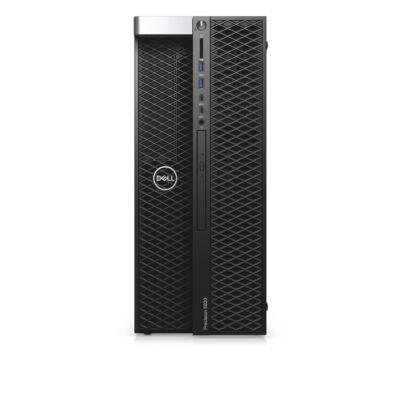Dell Precision T5820 - Workstation - 3.6 GHz - RAM: 16 GB DDR4 - HDD: 512 GB Serial ATA 7KV99