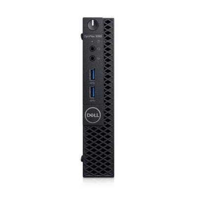 Dell OPTIPLEX 3060 - Komplettsystem - Core i3 3,1 GHz - RAM: 4 GB DDR4 - HDD: 128 GB Serial ATA - UHD Graphics 600