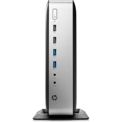 HP t730 - 2,7 GHz - RX-427BB - AMD Embedded R-Serie APU der 2. Generation - 3,6 GHz - 4 MB - 8 GB