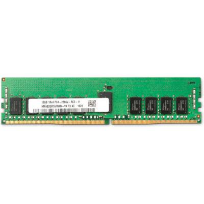 HP 3PL82AA - 16 GB - 1 x 16 GB - DDR4 - 2666 MHz - 288 tűs DIMM 3PL82AA