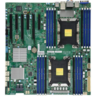 Supermicro 3647 D X11DAC - Motherboard - Intel Socket 3647 (Xeon Phi)