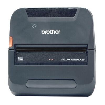 Brother RJ-4230B - Direct thermal - Mobile printer - 203 x 203 DPI - 5 ips - 127 mm/sec - 5.8 cm RJ4230BZ1