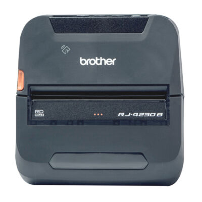Brother RJ-4230B - Direct thermal - Mobile printer - 203 x 203 DPI - 5 ips - 127 mm/sec - 5.8 cm RJ4230BZ1