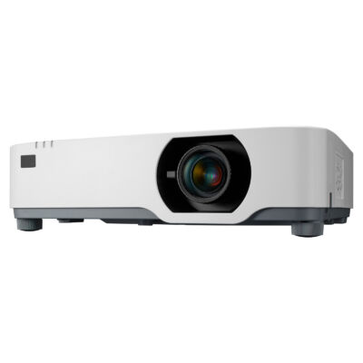 "NEC Display P525WL - 5000 ANSI lumens - 3LCD - WXGA (1280x800) - 16:10 - 762 - 7620 mm (30 - 300"") - 0.8 - 13.5 m 60004328"