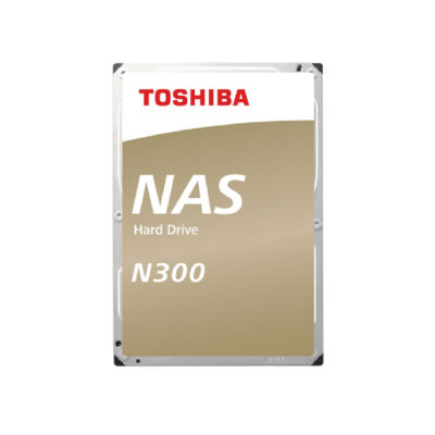 Toshiba N300 - 3,5 - 12000 GB - 7200 RPM HDWG21CUZSVA
