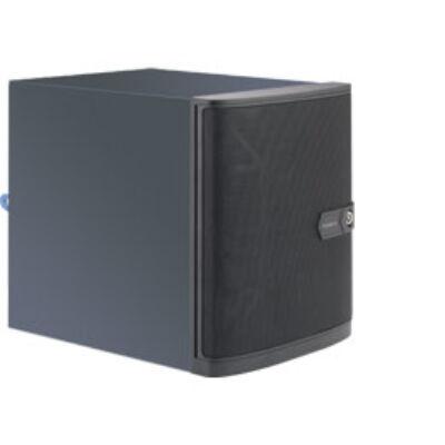 Supermicro SYS-5029C-T - Intel C242 - LGA 1151 (Socket H4) - Intel Xeon E - E-2100 - DDR4-SDRAM - 8GB,16GB,32GB SYS-5029C-T