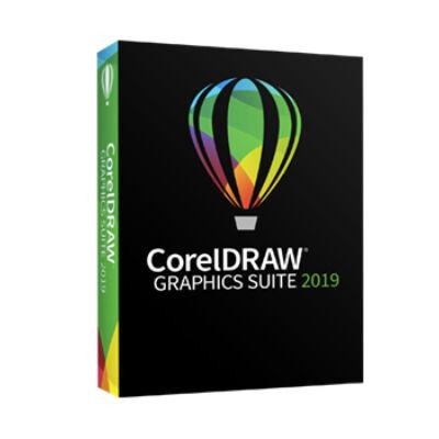 Corel CorelDRAW Graphics Suite 2019 - német - 1 licenc - Windows 10, Windows 7, Windows 8, Windows 8.1 - 2500 MB - 2048 MB - Athlon 64, Core i3, Core
