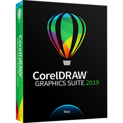 Corel CorelDRAW Graphics Suite 2019 - Multilingual - 1 license(s) - Mac OS X 10.12 Sierra,Mac OS X 10.13 High Sierra,Mac OS X 10.14 Mojave - 2048 MB - 1280 x 800 pixels - 8192 MB CDGS2019MMLDPEU