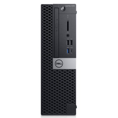 Dell OptiPlex 5060 - All-In-One - Core i5 3 GHz - RAM: 4 GB DDR4 - HDD: 500 GB Serial ATA - UHD Graphics 600 20D1T