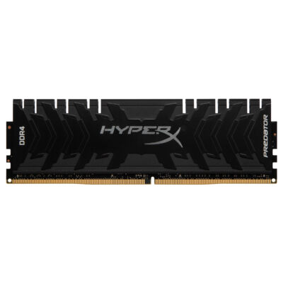 Kingston HyperX Predator HX436C17PB3K4/64 - 64 GB - 4 x 16 GB - DDR4 - 3600 MHz - 288-pin DIMM - Black HX436C17PB3K4/64