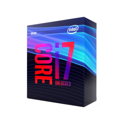 Intel Core i7-9700K Core i7 3.6 GHz - Skt 1151 Coffee Lake