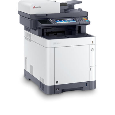 Kyocera ECOSYS M6635cidn - Laser - 1200 x 1200 DPI - 250 sheets - A4 - Direct printing - Black,White