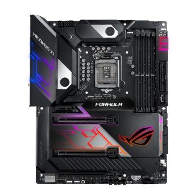 ASUS ROG MAXIMUS XI FORMULA - Intel - LGA 1151 (Socket H4) - Intel® Celeron® - Intel® Pentium® - i3-8xxx,i5-8xxx,i7-8xxx - DDR4-SDRAM - DIMM 90MB0XU0-M0EAY0