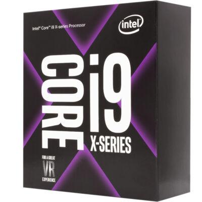 Intel Core i9-9940X - 9th gen Intel® Core™ i9 - 3.3 GHz - LGA 2066 - PC - 14 nm - i9-9940X BX80673I99940X