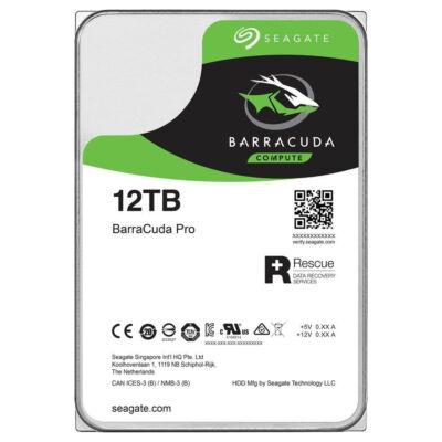 """Seagate Barracuda Barracuda Pro - 3.5"""" - 12000 GB - 7200 RPM ST12000DM001"""