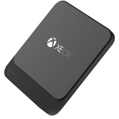 Seagate STHB2000401 - 2000 GB - USB - 3.2 Gen 1 (3.1 Gen 1) - 540 MB/s - 5 Gbit/s - Black STHB2000401