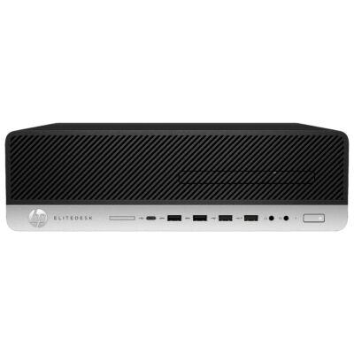HP EliteDesk 800 G5 - Thin Client - Core i7 3.2 GHz - RAM: 16 GB DDR4 - HDD: 512 GB NVMe - UHD Graphics 600 8NC37EA
