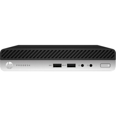 HP ProDesk 400 G5 - PC - Core i5 2.1 GHz - RAM: 8 GB DDR4 - HDD: 256 GB NVMe - UHD Graphics 600 8PG46EA