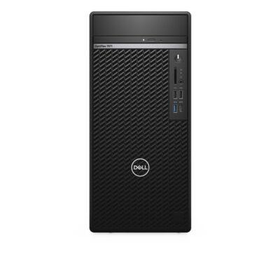 Dell OPTIPLEX 7071 MT - PC - Core i7 3 GHz - RAM: 16 GB DDR4, GDDR6 - HDD: 512 GB - NVIDIA GeForce RTX 2000 01K9X