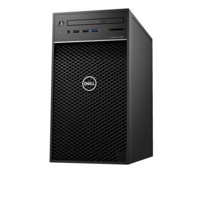 Dell Precision 3630 - 3 GHz - 9th gen Intel® Core™ i5 - 8 GB - 256 GB - DVD-RW - Windows 10 Pro NH1VT