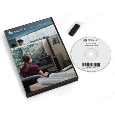 HP DesignJet PostScript / PDF frissítési készlet C0C66C