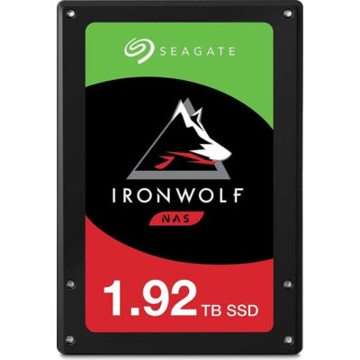 "Seagate IronWolf 110 - 1920 GB - 2.5"" - 560 MB/s - 6 Gbit/s ZA1920NM10011"