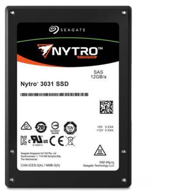 "Seagate Nytro 3531 - 3200 GB - 2.5"" - 1100 MB/s - 12 Gbit/s XS3200LE70014"