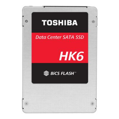"""Toshiba KHK61RSE3T84 - 3840 GB - 2.5"""" - 550 MB/s - 6 Gbit/s KHK61RSE3T84"""