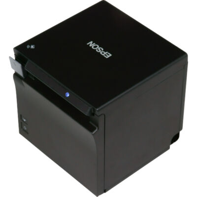 Epson TM-M30C (142A0) - Thermal - POS printer - 203 x 203 DPI - 200 mm/sec - 8 cm - Wired & Wireless C31CE95142A0