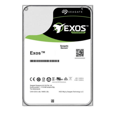 Seagate Exos X - 3,5 - 16000 GB - 7200 RPM ST16000NM004G