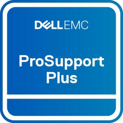 Dell frissítés 3Y ProSupportról 5Y ProSupport Plus 4H-ra - 5 év - 24x7x365 PET340_4935V