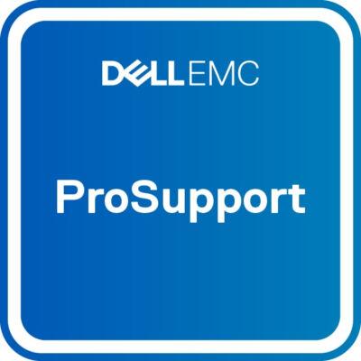 Dell frissítés 3Y következő munkanapról 5Y ProSupport 4H-ra - 5 év - 24x7x365 PET140_3735V