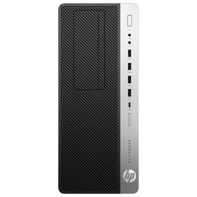 HP EliteDesk 800 G5 - PC - Core i7 3 GHz - RAM: 16 GB DDR4 - HDD: 1,000 GB NVMe - UHD Graphics 600 7PE89EA