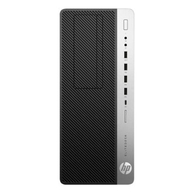 HP EliteDesk 800 G5 - PC - Core i7 3 GHz - RAM: 16 GB DDR4 - HDD: 512 GB NVMe - UHD Graphics 600 7AC50EA
