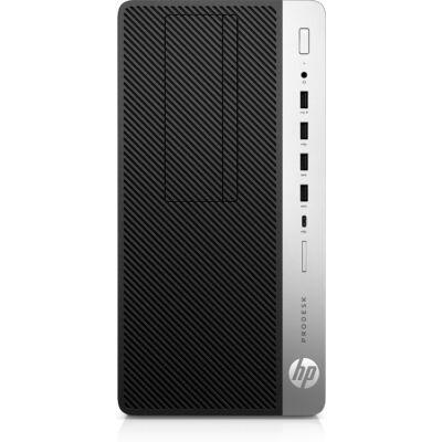 HP ProDesk 600 G5 - PC - Core i5 3 GHz - RAM: 16 GB DDR4 - HDD: 512 GB NVMe - UHD Graphics 600 7QM88EA