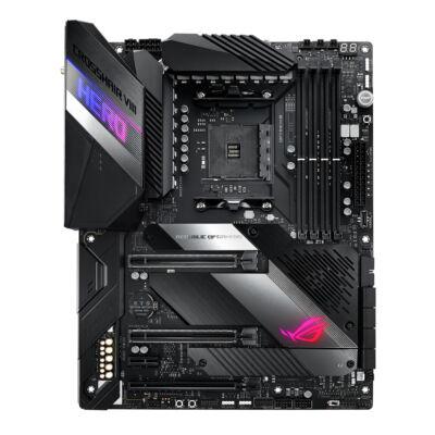 ASUS ROG Crosshair VIII Hero (WI-FI) - AMD - Socket AM4 - AMD Ryzen - Socket AM4 - DDR4-SDRAM - DIMM 90MB10T0-M0EAY0