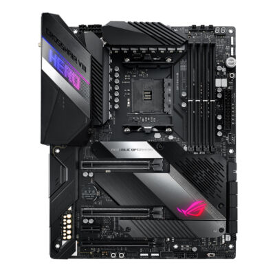 ASUS ROG Crosshair VIII Hero (WI-FI) - AMD - Socket AM4 - AMD Ryzen - Socket AM4 - DDR4-SDRAM - DIMM 90MB10T0-M0EAY0